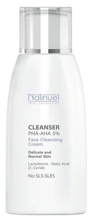 Čistící mléko Cleanser PHA-AHA 5%, Natinuel, 680 Kč (150 ml), koupíte na www.natinuel.cz nebo ve vybraných salonech