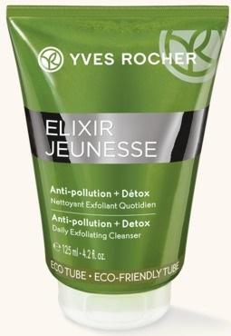 Čistící gel Elixir Jeunesse, Yves Rocher, 249 Kč (125 ml, koupíte na www.yvesrocher.cz nebo v kamenných prodejnách