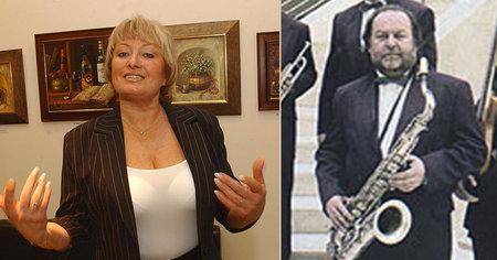 Zemřel manžel Vlasty Kahovcové Jan Václavík, kapelník skupiny Golem.