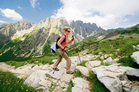 Tatry lákají na Slovensko naše turisty k trekovým výpravám