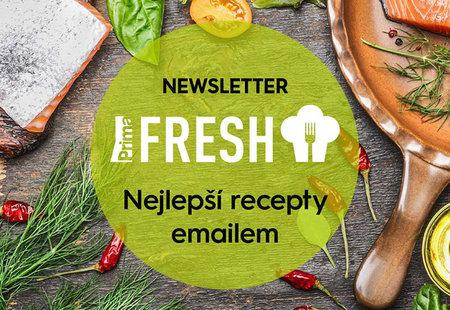 Objednejte si recepty přímo do e-mailové schránky.