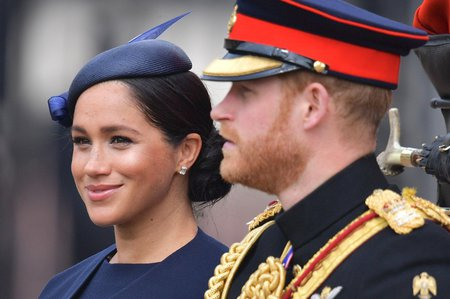 Meghan Markle Princ Harry