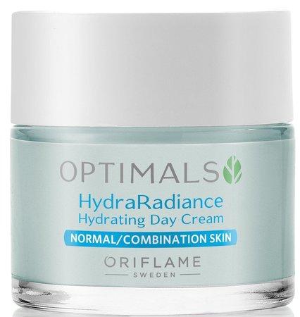 Hydratační krém pro normální a smíšenou pleť Optimals, Oriflame, 319 Kč (50 ml)