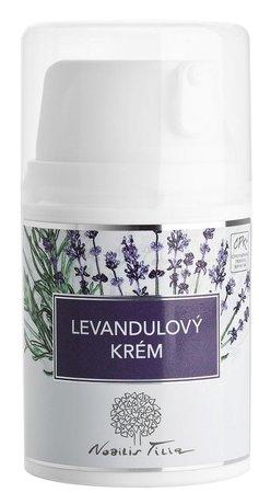 Levandulový krém, Nobilis Tilia, 279 Kč (50 ml)