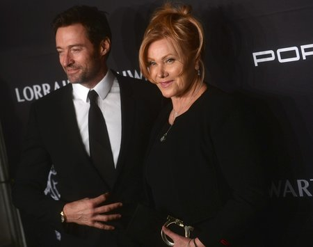 Hugh Jackman a Deborra–Lee Furness