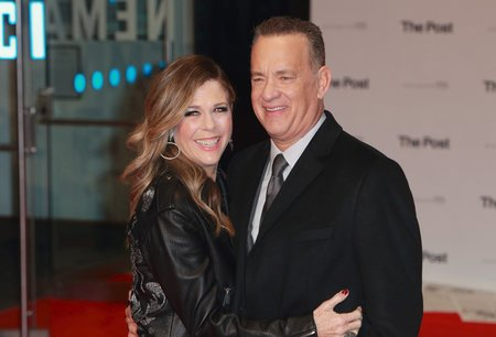 Tom Hanks a Rita Willson