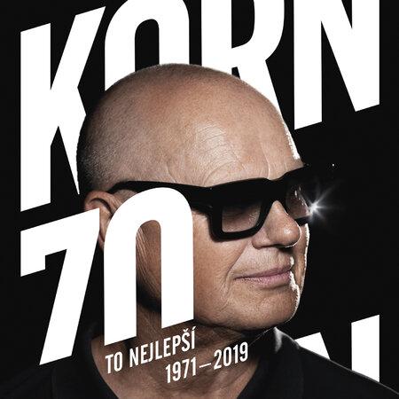 Jiří Korn slaví 70 velkým koncertem a speciálním albem největších hitů
