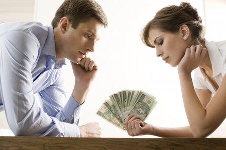 Láska a peníze se často neslučují.