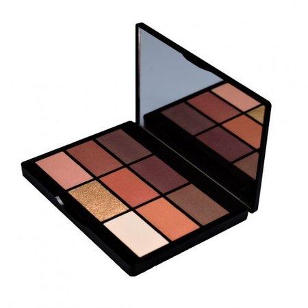 Paletka očních stínů 9 Shades, Gosh, 399 Kč