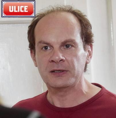 Adrian Jastraban jako Bedřich v Ulici