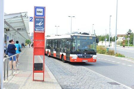 Praha hledá recept na krizový nedostatek řidičů autobusů. (Ilustrační foto)