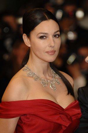 Herečka a modelka Monica Bellucci chtěla být původně právničkou