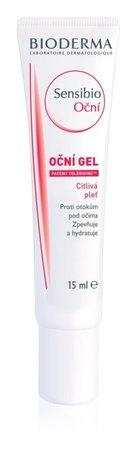 Oční gel pro citlivou pleť Sensibio Eye, Bioderma, 399 Kč (15 ml)