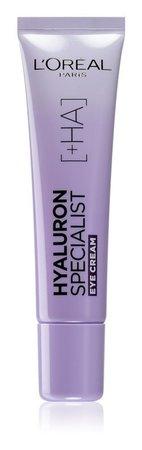 Oční krém Hyaluron Specialist, L'Oréal Paris, 206 Kč (15 ml)