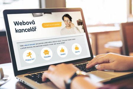 Našim zákazníkům doporučujeme využít k nahlášení samoodečtu
