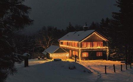 Vánoční dekorace: 7 tipů, které rozzáří váš dům