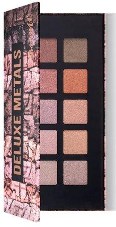 Paletka očních stínů Deluxe Metals, Barry M, 339 Kč