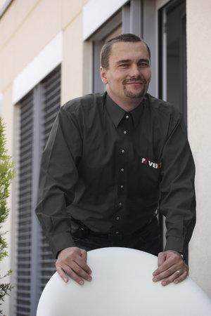 Roman Kubálek, obchodní ředitel VEKRA