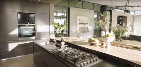 Luxusní bydlení, které si Maria Šarapovová sama navrhla