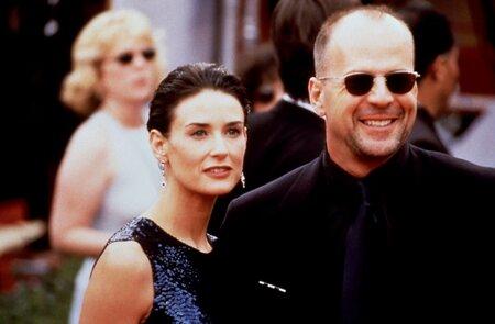 Bruce Willis s Demi Moore