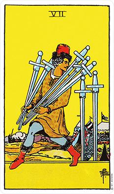 Sedm mečů