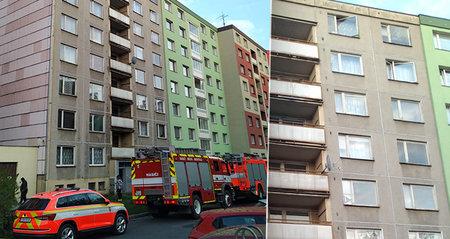 Požár dvou bytů v Bruntálu způsobil škodu okolo 500.000 korun.