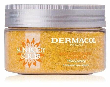 Tělový peeling Sun Body Scrub, Dermacol, 149 Kč (200 g)