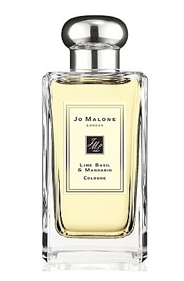 Jo Malone Lime Basil and Mandarin, 2632 Kč (100 ml)