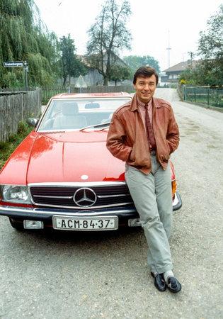 Karel Gott v roce 1983