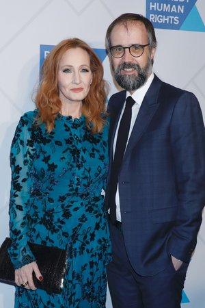 Neil Murray a J. K. Rowling
