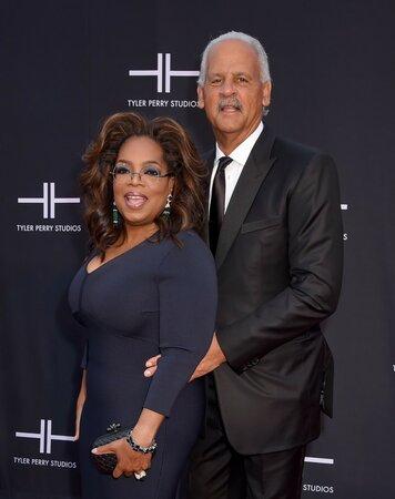Stedman Graham a Oprah Winfrey