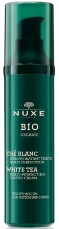 Tónovací hydratační krém Nuxe Bio, 990 Kč (50 ml).