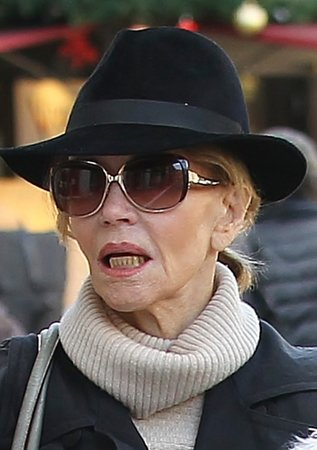 Jane Fonda před