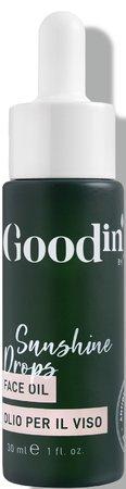 Rozjasňující pleťový olej, Goodin, 729 Kč