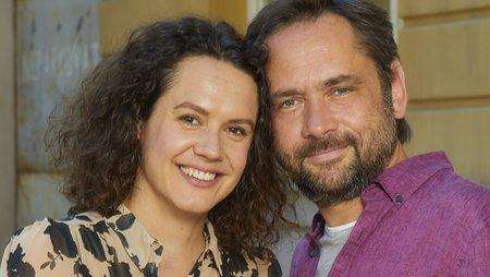 Hana Baroňová a Filip Čapka, manželé Klímovi