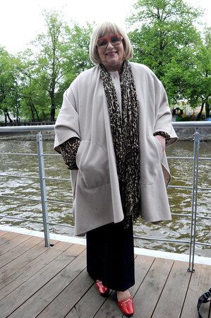 Naďa Urbánková se s amputací prsou smířila