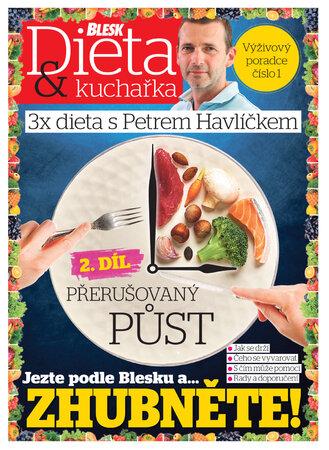 Příručka Blesk Dieta s Petrem Havlíčkem už v pondělí zdarma v Blesku.