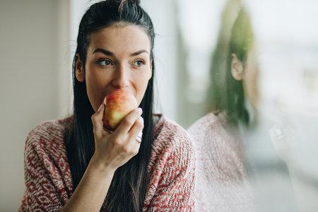 1 jablko denně dokáže zázraky!