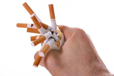 Postupně a pozvolna snižujte množství vykouřených cigaret až dojdete k nule
