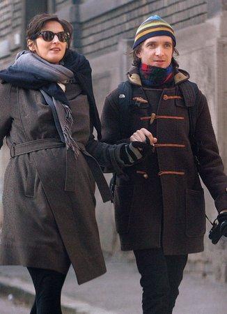 Zpeváčka Jana Kirschner s přítelem Eddiem Stevensem.