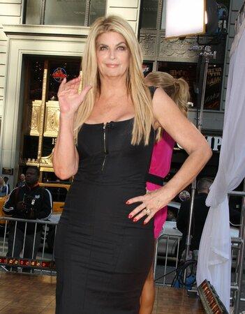 Kirstie sice v soutěži nevyhrála, má ale o šest čísel menší šaty