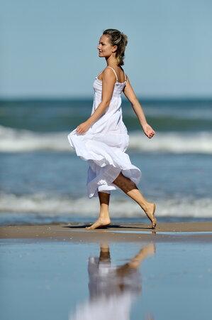 Volné šaty jsou ve vedrach ideální oblečení