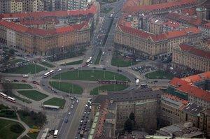 Vítězné náměstí přestaví: Bude vypadat jako Trafalgarské v Londýně?