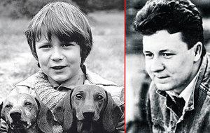 Tomáš Holý by dnes slavil 48. narozeniny! Už jako dítě rozhodoval o osudu herců