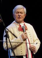 Král folklóru Jožka Černý slaví 75! Poprvé zpíval ve čtyřech letech Edvardu Benešovi