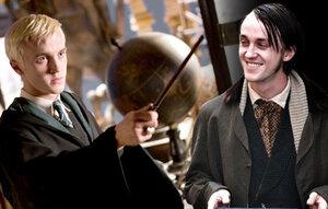 Šok: Draco Malfoy se směje, schovejte se!