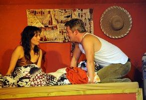 Kostková v posteli s Hámou: Její manžel jen přihlížel