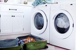 Zbavte svoji pračku staré špíny a zápachu!