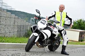 Gondík rok po epileptickém záchvatu: Chybí mu motorky, chce zpět řidičák!