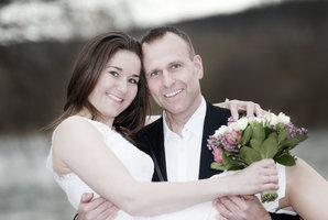 Šťastná novina: Šárka Záhrobská se vdala! Teď bude Strachová